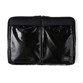 "fragment design, HEAD PORTER - ""fragment design"" Laptop CASE 13inch BLACK/BLACK"