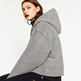 ZARA - Hooded Sweat