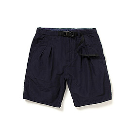 NONNATIVE - ALPINIST EASY SHORTS POLY RIPSTOP SHAPE MEMORY WITH FIDLOCK® BUCKLE