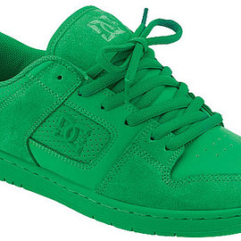 DC SHOES - DC Manteca 3 Shoe - Emerald