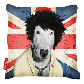 takkoda - Punk Cushion Pets Rock by welovecushions  at Bouf.com