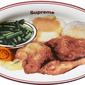 Supreme - Chicken Dinner Plate Ashtray
