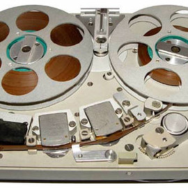 NAGRA - SNN Minature Audio Tape Recorder