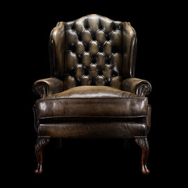 chesterfield - James Boswell Wing Chair