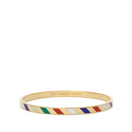 kate spade NEW YORK - IDIOM BANGLES GET CARRIED AWAY