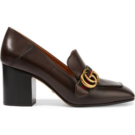 GUCCI - SS2016 Leather pumps