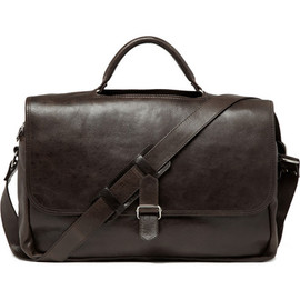 Maison Martin Margiela - Leather Satchel Messenger Bag