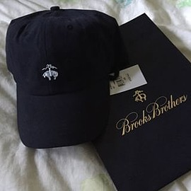 Brooks Brothers - baseball cap