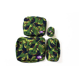 THE NORTH FACE PURPLE LABEL - Camouflage Packing Cases