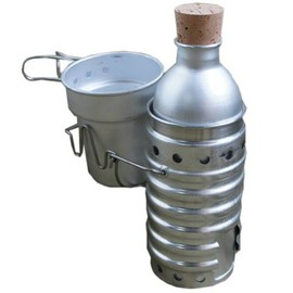 SWISS MILITARY - Aluminium Canteen Tall Body