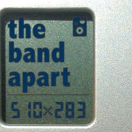the band apart - 510×283