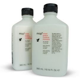mop - mixed greens moisture shampoo & conditioner
