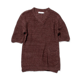 nonnative, EYESCREAM.JP - ROAMER SWEATER  V SS