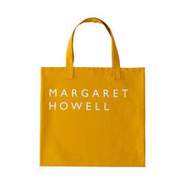MARGARET HOWELL - COTTON CANVAS SHOPPING BAG