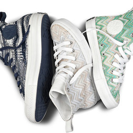 CONVERSE - converse-missoni-summer-2012-sneakers