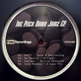 Various - The Pitch Down Jamz EP