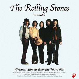 The Rolling Stones - FROM THE 70'S TO 00'S コレクターズ・ボックス VOL.1 (初回生産限定)