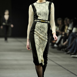 by MALENE BIRGER - 2012 A/W Collection::Noea Lace-Detail Dress