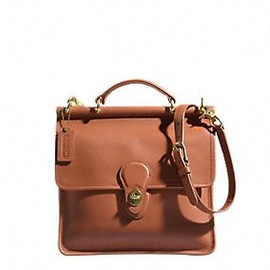 Coach - Willis bag britishtan