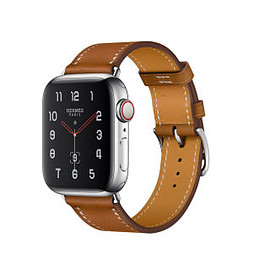 Apple, Hermes - Apple Watch Hermès Series4 Single Tour 40mm