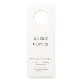 Numca - Bath tag #1-bath salt-