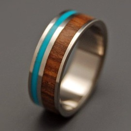 Minter Richter - Titanium Wedding Rings