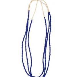 SID MASHBURN - TINY AFRICAN BEADS (ROYAL BLUE)