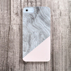 bycsera - Beige Wood iPhone case