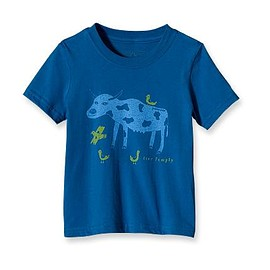 Patagonia - Baby Live Simply® Cowbird T-Shirt