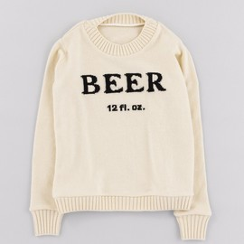 The Elder Statesman - Beer Sweater