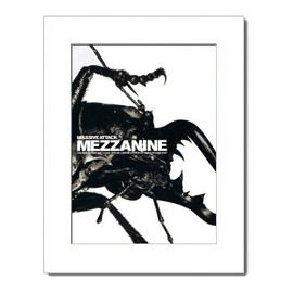 MASSIVE ATTACK - Mezzanine 16x12in Matted Music Print