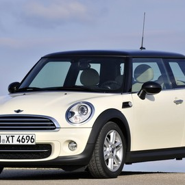 BMW - mini cooper hatchback