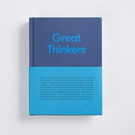 The School of Life - Great Thinkers Book