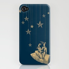 Ilaria Lazzaroni - Le Voyage iPhone Case