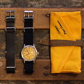 Nigel Cabourn, TIMEX - SURVIVAL WATCH