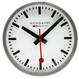 Mondaine - Swiss Railway Clock, Large