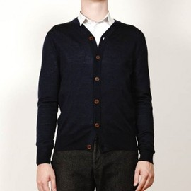 Chauncey - Merino light cardigan
