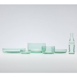 Coca-Cola - Coca-Cola Bottleware designed by nendo