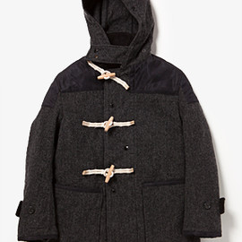 Engineered Garments - DUFFLE COAT - 24oz WOOL HB