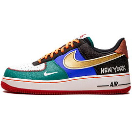 "NIKE - NIKEナイキAIRFORCE1LOW'07'WHATTHENYC'エアフォースワンロー""ホワットザニューヨークシティ"""