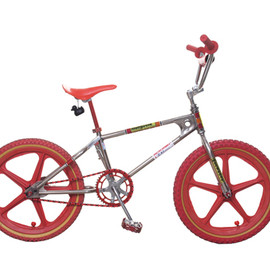 MONGOOSE  - OLD SCHOOL BMX MONGOOSE MOTOMAG