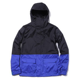 uniform experiment - uniform experiment | PRODUCT | 2 TONE HOOD BLOUSON