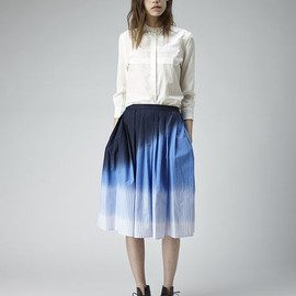 Boy. by BAND OF OUTSIDERS - 2013SS SKIRT