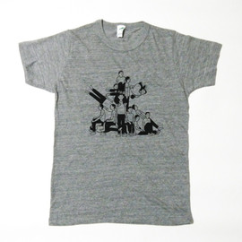 Noritake - PEOPLE PLAY(T-shirts/gray)