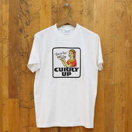 null - CURRY UP T-SHIRTS #008