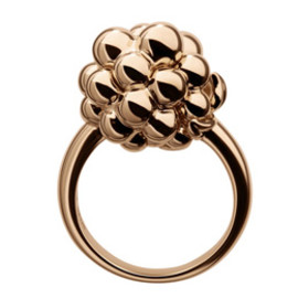 BOUCHERON - grains de mures ring