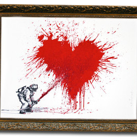 Mr. Brainwash - Love To The Rescue