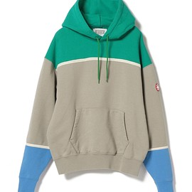 C.E - 3Color Panel Heavy Hoodie