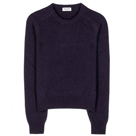 SAINT LAURENT - Wool and cashmere sweater