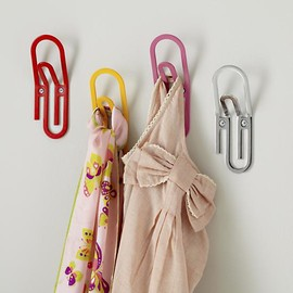 Keep it Together Paper Clip Wall Hook